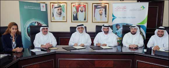 ENOC signs agreement with DHA to upgrade and modernise Rashid Hospital's endoscopy services