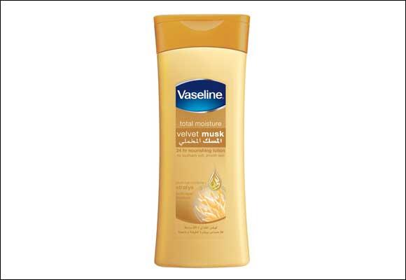 Vaseline launches new Vaseline Total Moisture Velvet Musk with Stratys-3™ Complex