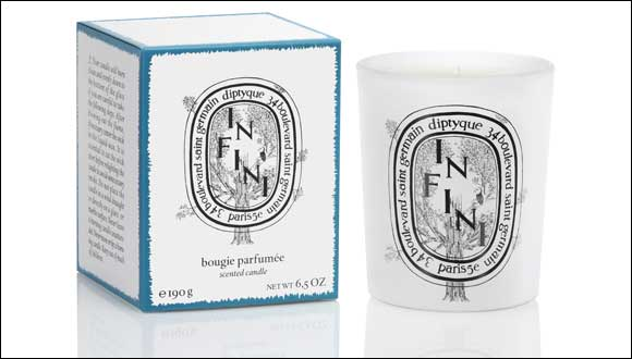 The new collection of Diptyque Scented Candles
