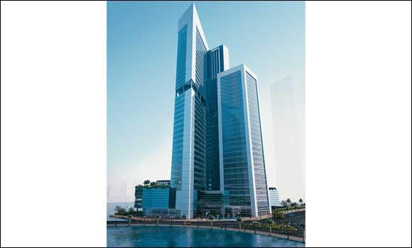 Deyaar Announces Handover of 'The Burlington' Commercial Tower at Business Bay in September 2013