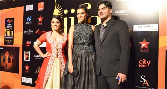 International Indian Film Academy (iifa) hosts star studded celebratory dinner at Ritz Carlton Dubai