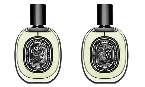 Eaux De Parfum Collection - August 2013
