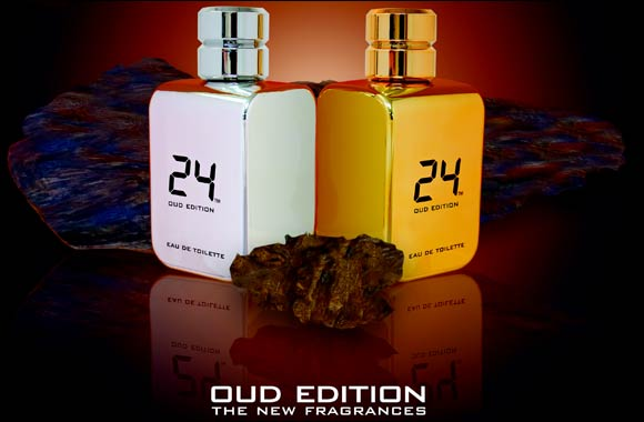 "A thrilling adventure to awaken your senses ""24 Oud Edition"""
