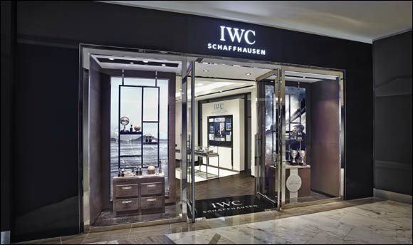 IWC Schaffhausen's elegance and heritage find the ideal home at the Galleria on Al Maryah Island