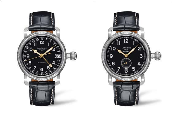 The Longines Avigation Oversize Crown: Elegance Combined with Functionality