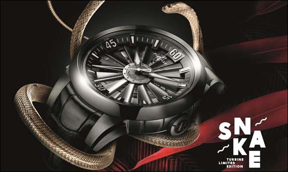 Perrelet Turbine Snake Limited Edition-Unlimited Spirit