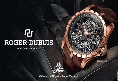 Celebrate the Spirit of Eid Al Adha with Roger Dubuis