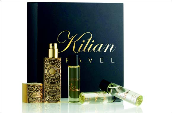 Musk Oud by Kilian. Launch of the 5th fragrance of the 'Arabian Nights' Collection at Paris Gallery