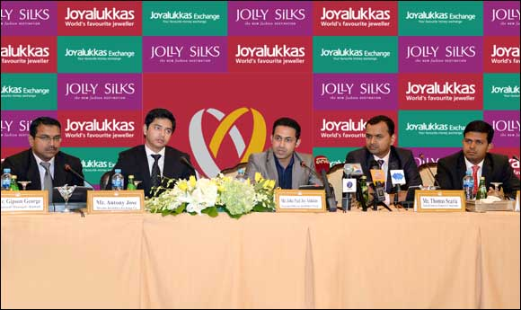 The biggest experience in Jewellery, Fashion & Money Exchange by Joyalukkas, set to open on 8th October in Kuwait City