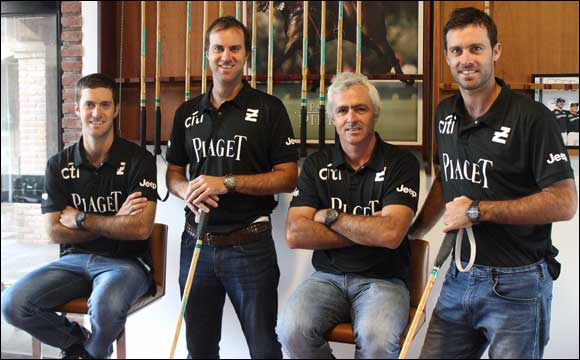 Polo, The New Ellerstina Piaget Team Makes its Debut