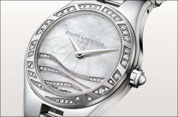 Baume & Mercier's Linea collection adds sparkle to your Day & Night during the festive occasion of Eid Al Adha