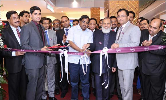 Malabar Gold & Diamonds reopens its expanded Outlet in Madinat Zayed, Abu Dhabi