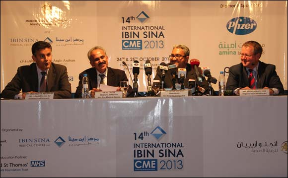 Ajman based Ibin Sina Medical Centre announces International expansion of their Continuing Medical Education (CME) Conference as they partner with Guy's and St. Thomas' Hospital, L