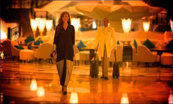 Eid 2013 Sary Boutique collection unveiled at Waldorf Astoria Ras Al Khaimah