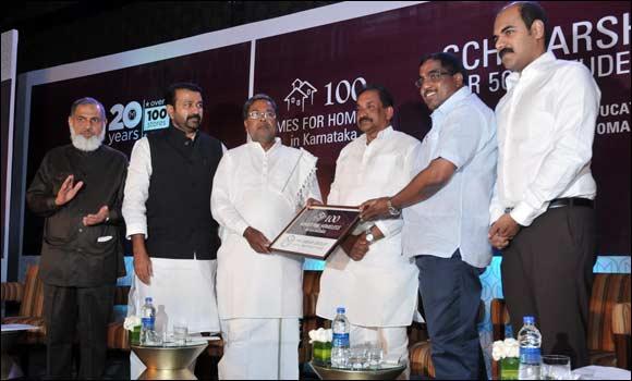 Karnataka CM launched Malabar Gold CSR Initiatives