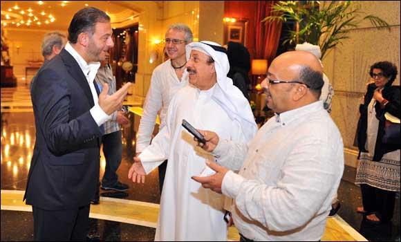 Swiss Watch Manufacturer Zenith becomes the strategic partner of the Dubai International Art Symposium