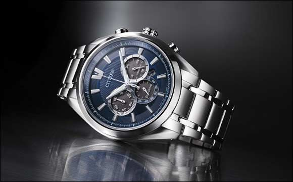 Cricket superstar Kevin Pietersen launches CITIZEN's new range of Super Titanium Watches in Dubai