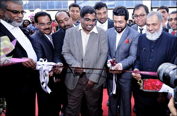 Malabar Gold and Diamonds' announces Dh1.2 billion investment to open 39 outlets in six months as part of a massive global expansion