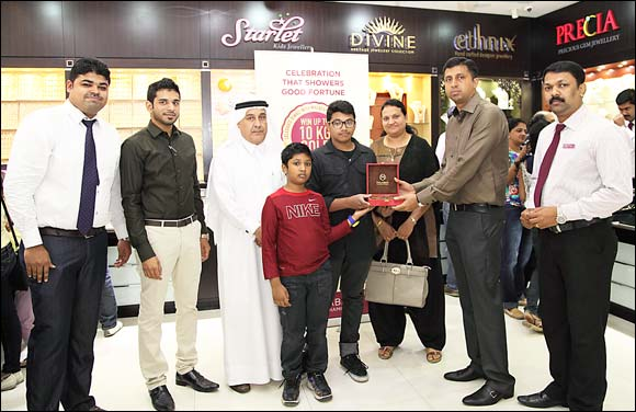 Malabar Gold & Diamonds - Diwali Daily Draw - Second Draw Winner Announced