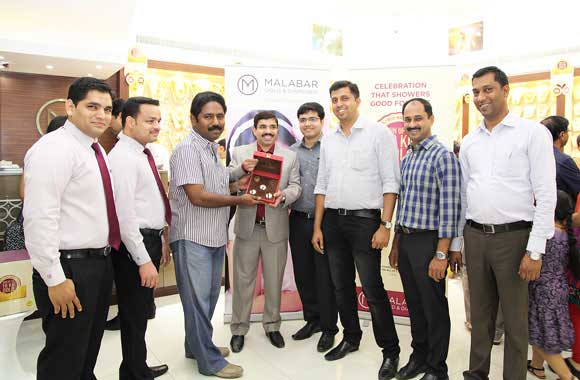 Malabar Gold & Diamonds - Diwali Daily Draw - Seventh Draw Winner