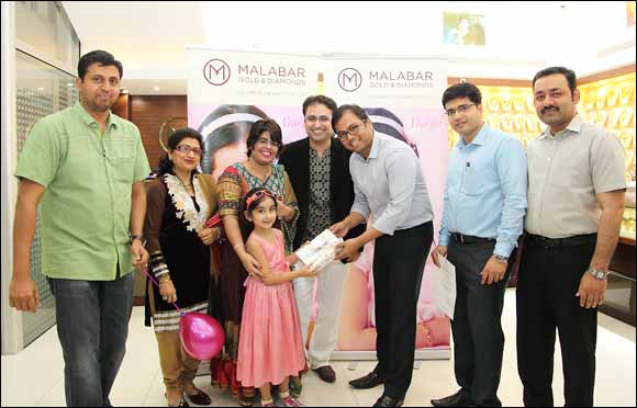 Malabar Gold & Diamonds celebrates Children's Day with young talents