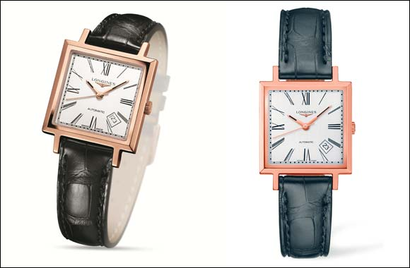 The Longines Heritage 1968 – Elegance in a square case