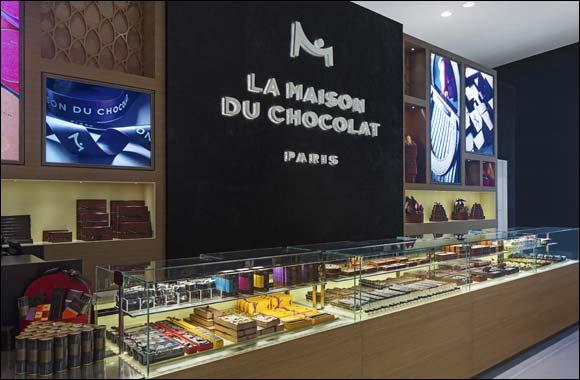 La maison du chocolat opens in the dubai mall - La maison du danemark boutique ...