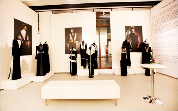 Swarovski Partners With Abaya Couture Designers In