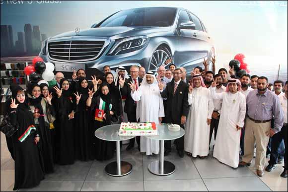 Gargash Enterprises celebrates the 42nd UAE National Day