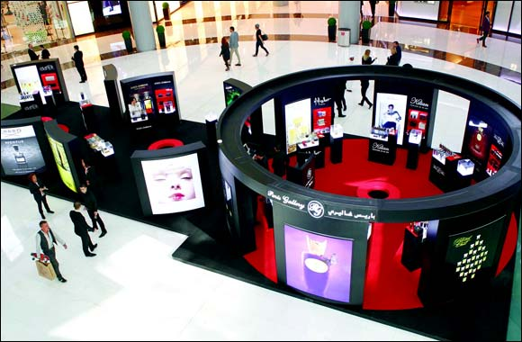 Paris Gallery presents Exhibition of Exceptional Perfumes at the Dubai Mall's Fashion Avenue