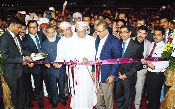 Malabar Gold & Diamonds opens its fifth outlet in Oman at Sohar