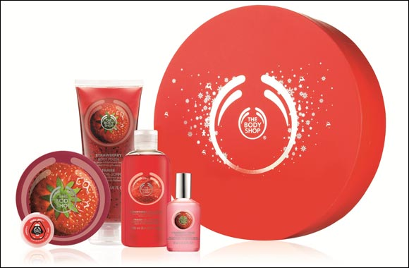 Give Joy To Every Body : The Body Shop