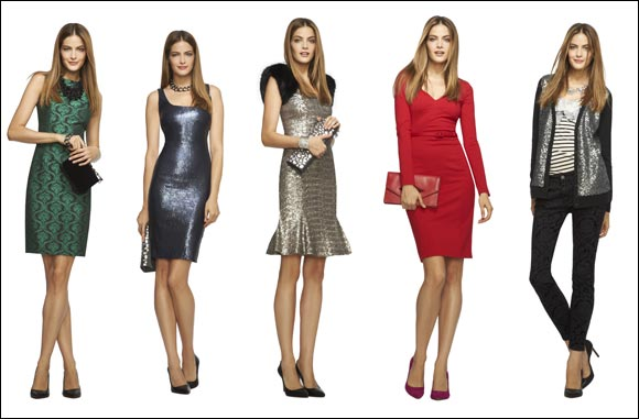 Banana Republic and I'wren Scott announce limited-edition collection for holiday 2013