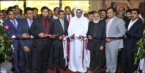 Malabar Gold & Diamonds opened its 3rd outlet in Al Khor Mall, Qatar
