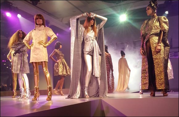 L'Oreal Professionnel presents the IT Looks F/W 13/14 Collection in a stunning fashion show in Dubai