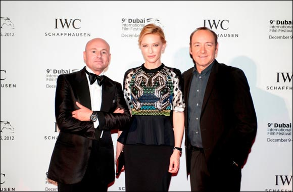IWC Schaffhausen announces three-year partnership with the British film institute