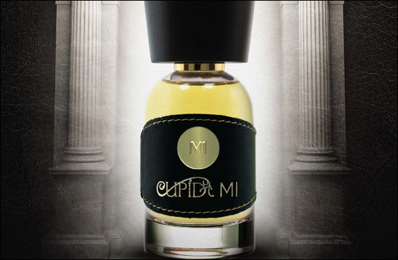 Cupid launches 'M' perfumes, a collection of sensual blends, exclusively at Paris Gallery