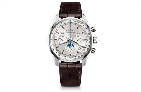 EL PRIMERO 410 In the footsteps of a legend
