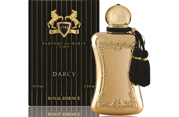 Parfums De Marly unveil their latest luxuriant fragrance for women; Darcy