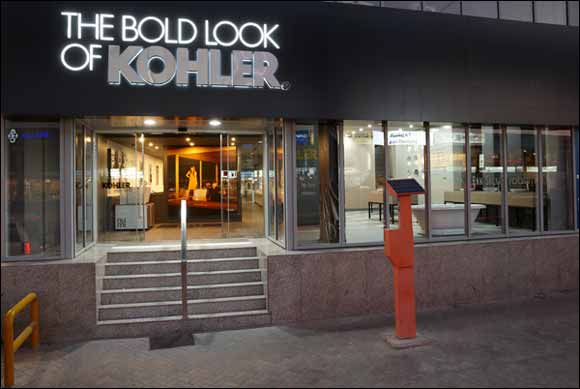Kohler inaugurates largest and only signature showroom in dubai ...
