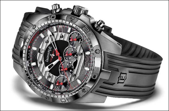 Eberhard & Co. Chrono 4 Geant Full Injection Limited Edition
