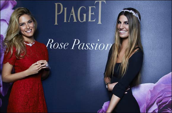 Piaget Premieres Rose Passion Jewellery Collection at SIHH Event