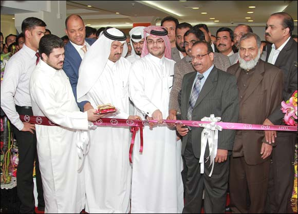 Malabar Gold & Diamonds launched new outlet in Grand Mall, Qatar