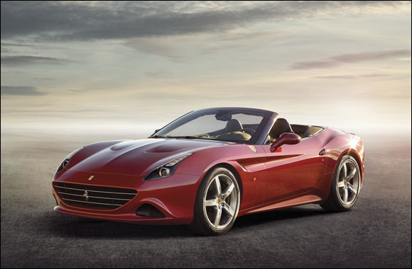 Ferrari California T to be unveiled at Geneva: elegance, sportiness and technology