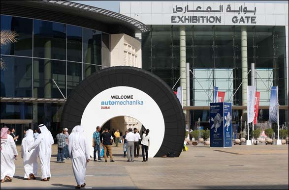 Indian Parts And Tyres Manufacturers Look To Automechanika Dubai For Middle East Market Boost