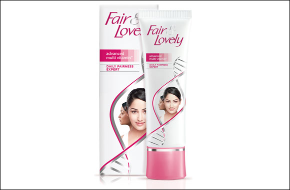 Fair & Lovely Launches Advanced Multi Vitamin Cream with SPF15