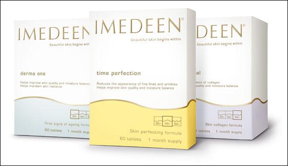 Christy Turlington burns revealed as the global brand ambassador for Imedeen®