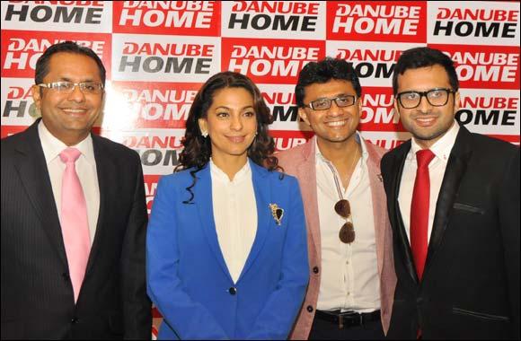 Indian Actress Juhi Chawla Named Danubes New Brand Ambassador