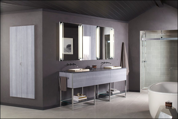 Bathroom Fixtures Uae new kohler vanity collection launched in uae and middle east