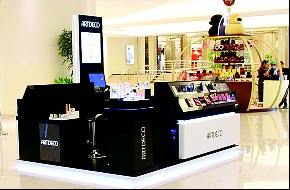 ARTDECO unveils its first kiosk in the UAE at the Al Ain Mall